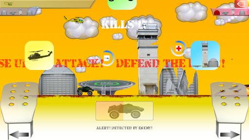 Tank Battle: Silent Destroyer