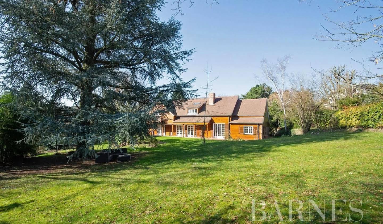 Maison avec jardin Garches