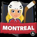 Montreal Hockey Louder Rewards icon