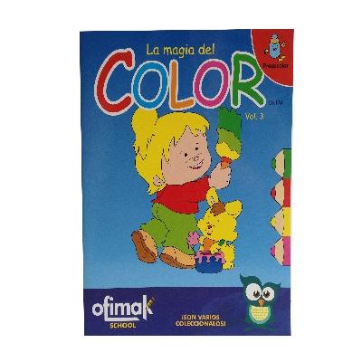 La Magia Del Color Ofimak Vol 3