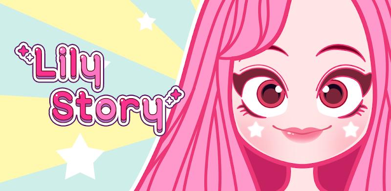 Lily Story - APK MOD RACK - Dinheiro Infinito