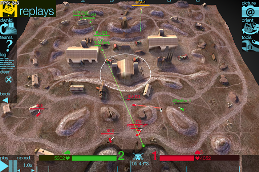 Map Inspector - for WoT Blitz ss1