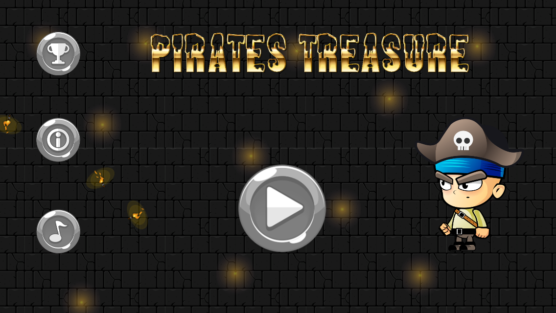 Pirates Treasure  Cave- screenshot