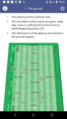 World Rugby Laws of Rugbyのおすすめ画像5