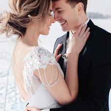 Wedding photographer Lidiya Beloshapkina (beloshapkina). Photo of 20.02.2018