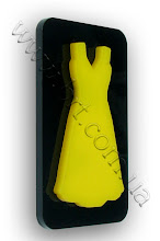 Photo: Тактильная табличка для слабовидящих - Туалет. Акрил черного и желтого цветов, лазерная резка