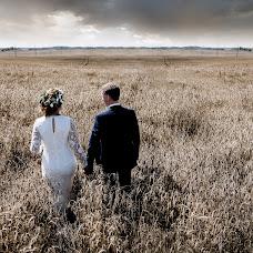 Wedding photographer Saulius Aliukonis (onedream). Photo of 03.09.2018
