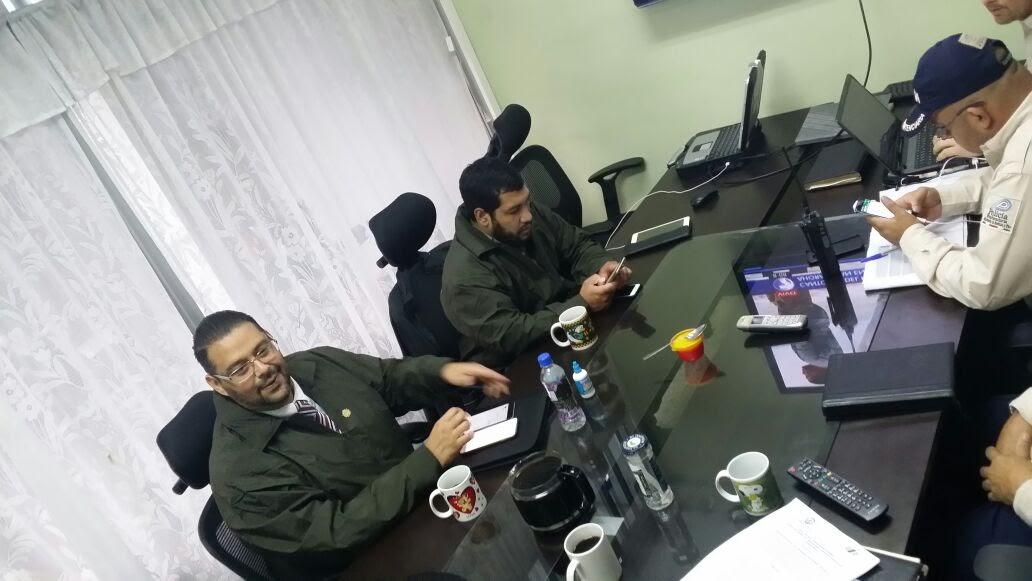 PERSONAL DE CÁRCELES SE MANTIENE EN SUS CENTROS DE TRABAJO PARA ATENDER A POBLACIÓN PRIVADA DE LIBERTAD
