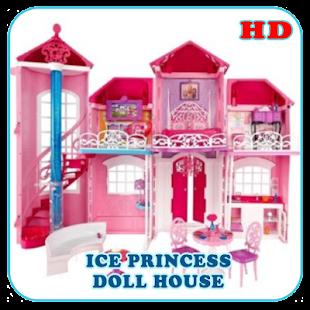 Ice Princess Doll House - náhled
