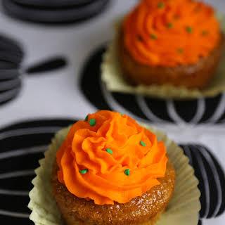 Pumpkin Cupcakes.