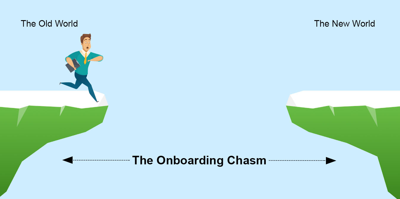 Onboarding Chasm