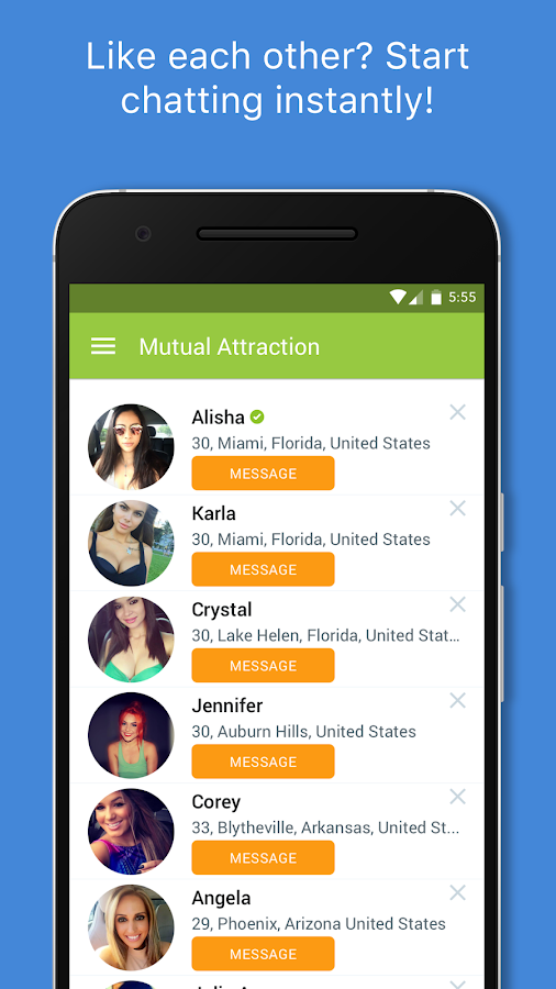 Zorpia: Dating with free chat- screenshot