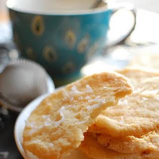 Virtual Cookie Swap - Swedish Coconut Cookies.