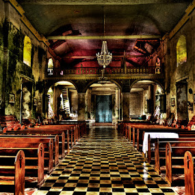 17th Century Church  by Morris John John Uy - Buildings & Architecture Other Interior