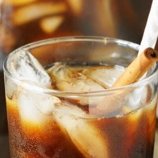 Maple Iced Coffee {By the Glass} (Printable recipe).