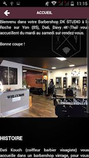 DK Studio Barbershop - náhled
