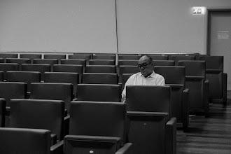 Photo: La espera.