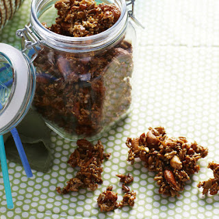 Sweet and Savory Granola