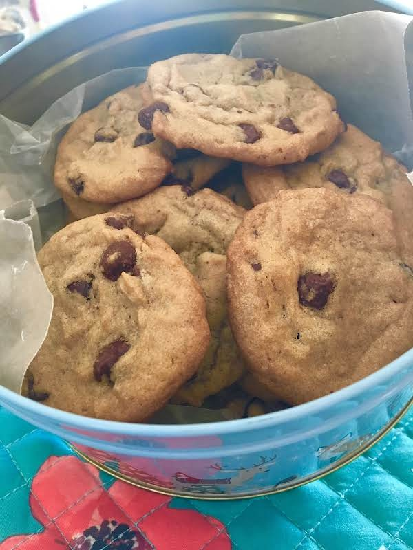Chocolate Chip Cookies---no Nuts Recipe