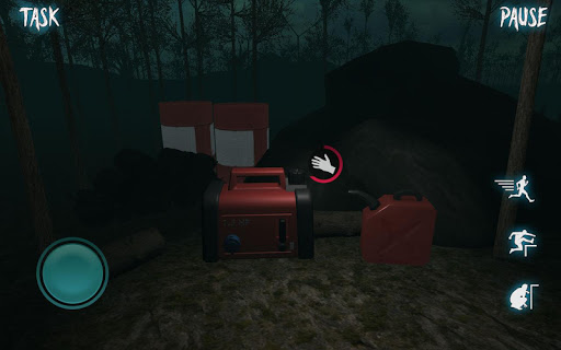 Slender Man: The Forest  captures d'écran 3