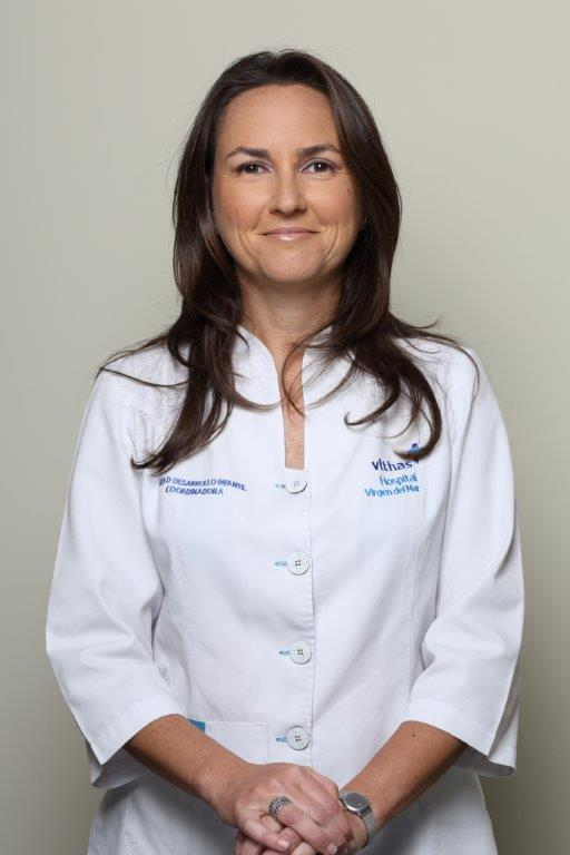 Marina Barber Morán, psicóloga y coordinadora de la UDIAT.