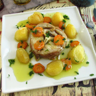 Ling Fish in the Oven Recipe