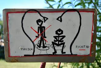 Photo: Le banc des amoureux (notice)