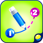 Connect the Dots for Toddlers - Educational Game icon