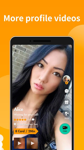 Meetchat-Social Chat & Video Call to Meet people screenshot 5