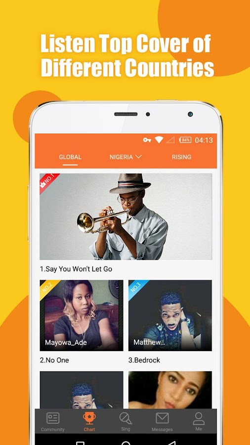 SingPlus: Free to sing & record unlimited karaokes- screenshot