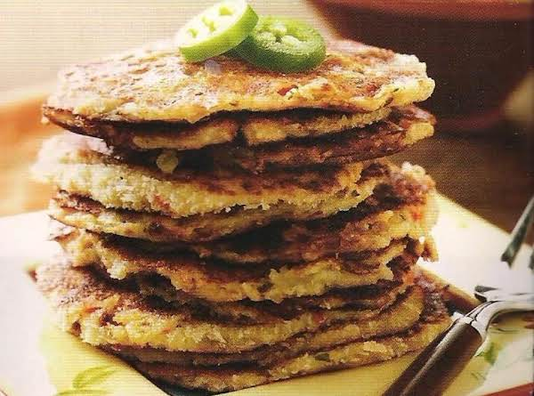 Artichoke Jalapeno Potato Pancakes Recipe