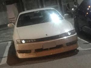 シルビア S14 後期 のカスタム事例画像 ドミナドールさんの2018年09月18日23:50の投稿