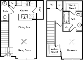 Go to Danville Floorplan page.