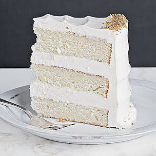 Very Vanilla Layer Cake.