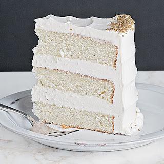 Very Vanilla Layer Cake.