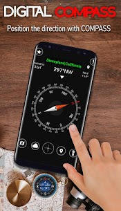 Compass App: Smart Compass for Android 1