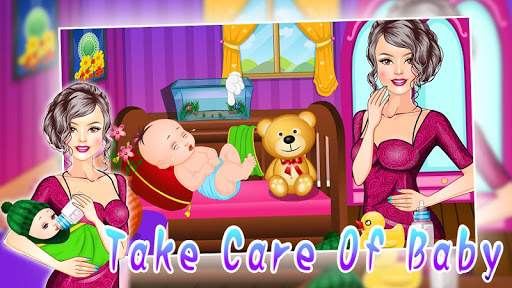 Take care of baby