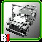 Bricks Instruction Jeep Willys icon
