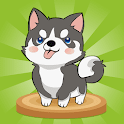Puppy Town - Merge & Win icon