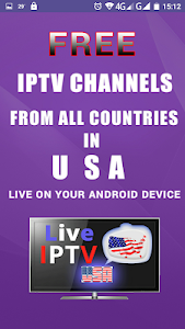 Download Free Live IPTV USA APK latest version app for android devices