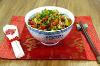 Tofu With Cashew Nut Stir Fry