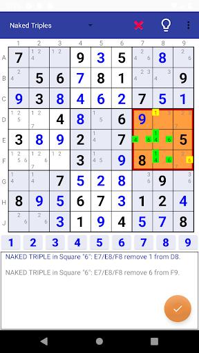 Sudoku Coach Lite 2.5.13 screenshots 2