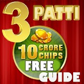 Tips Teen Patti Chips & Gold