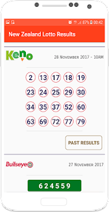 New Zealand Lotto Results