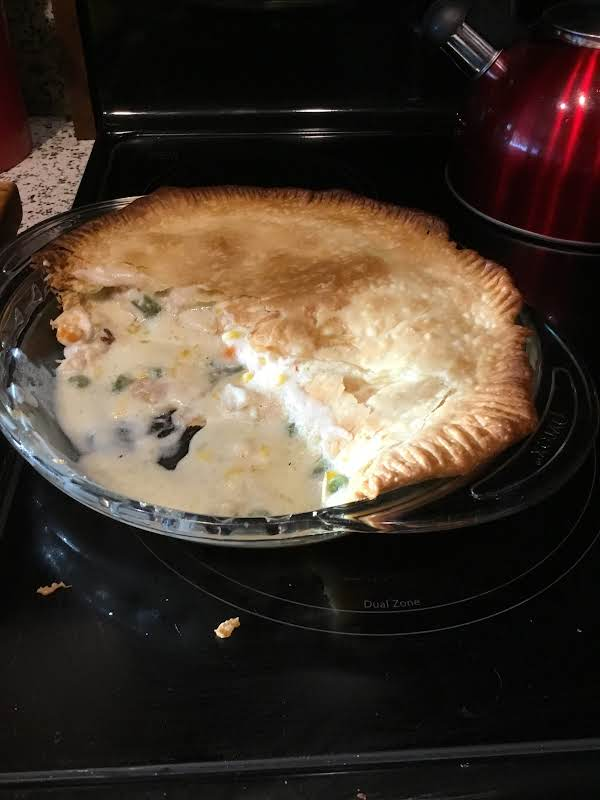 Best Chicken Pot Pie Ever Recipe