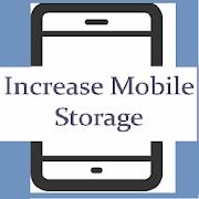 Increase Mobile Storage Tutorials