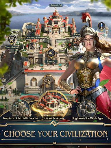 War Eternal - Epic Kingdoms 1.0.33 screenshots 17