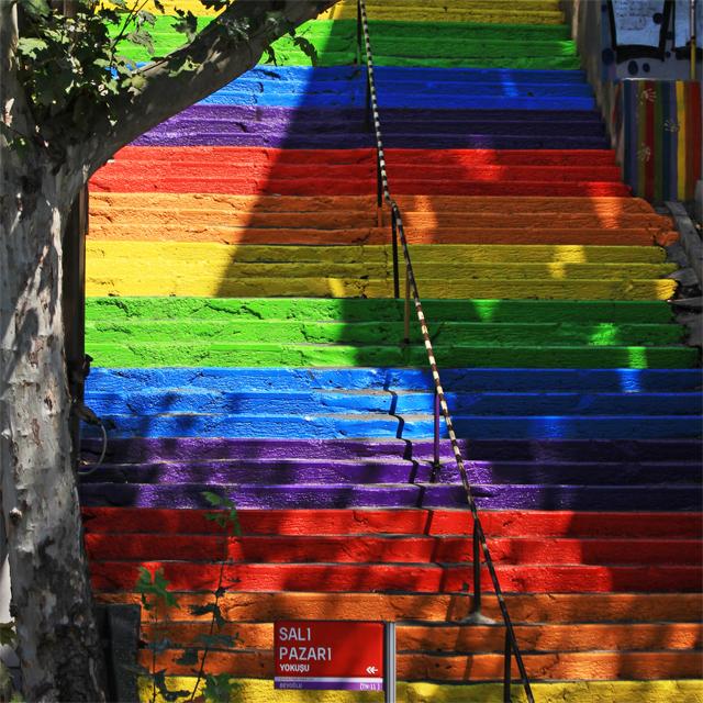 arcobaleno  di Ivan Fioravanti