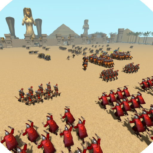Roman Empire Mission Egypt