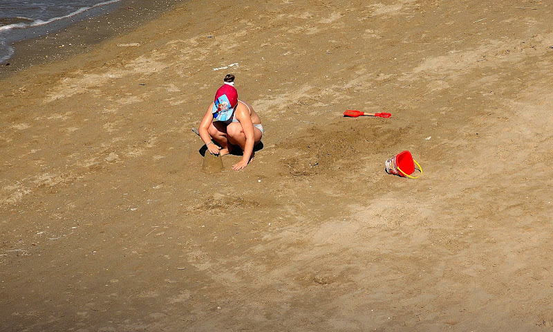 come nasce un castello di sabbia di Marygio16